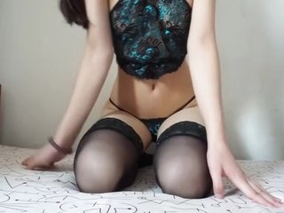 Chinese girl masturbation