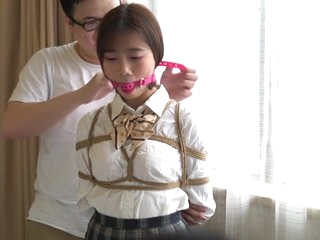 TyingArt Cute Girl Bondage