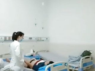 Asian Doctor Fucks With Patient