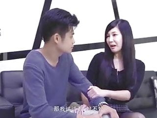 Chinese guy fucked friend's mom