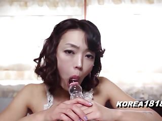 Korean Porn SEXY SLUT TEASE