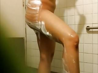 Chinese MILF Self Shot Shower 1.mp4