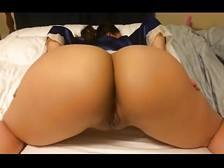 Thick Japanese Ass Twerking