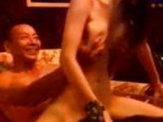Chinese orgy fucking party