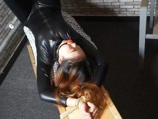chinese catsuit bondage