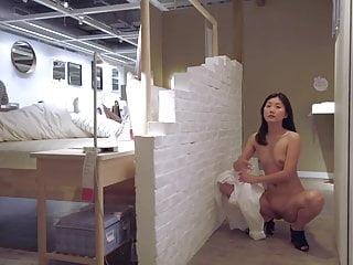 Chinese Masturbation Video from Chinese store.