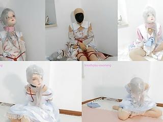 Xiaomeng – Breathless Climax in Kigurumi