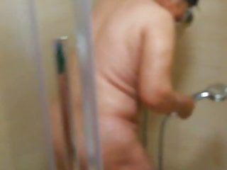 Amateur Asian In The Shower