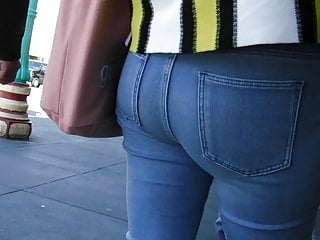 BootyCruise: Asian Blue Jeans Babe 4