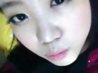 Cute Chinese Girl Self Record Masturbation!