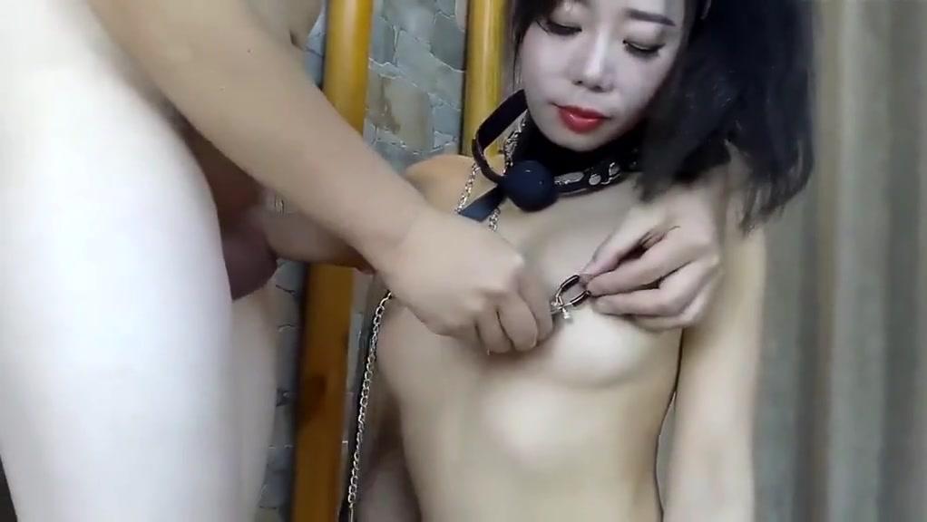 Asian Deepthroat & Anal Fuck